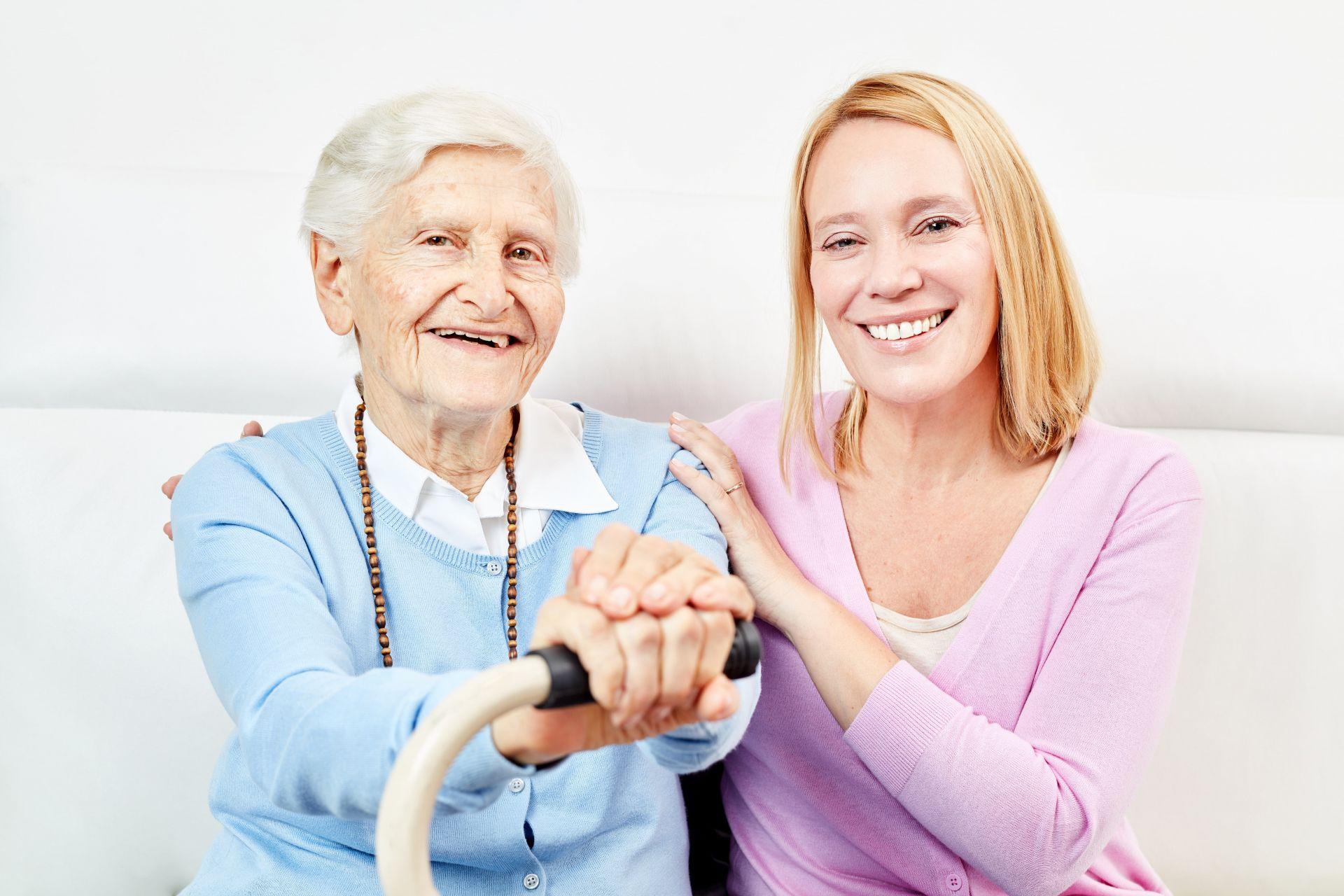24-Stunden-Seniorenbetreuung und die Förderungsmöglichkeiten