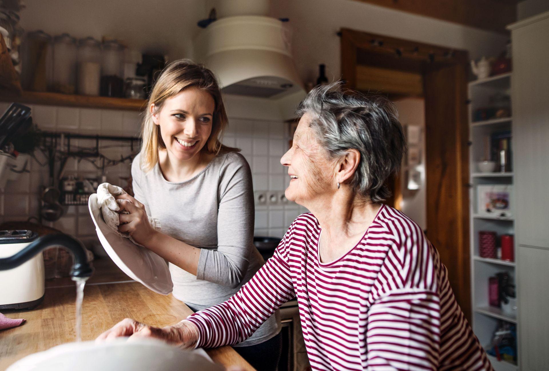 Häusliche Seniorenbetreuung ist keine Pflegetätigkeit
